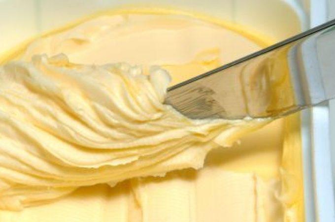 Margarina, subiect de controversa