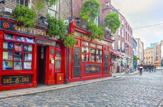 Dublin pentru insetati