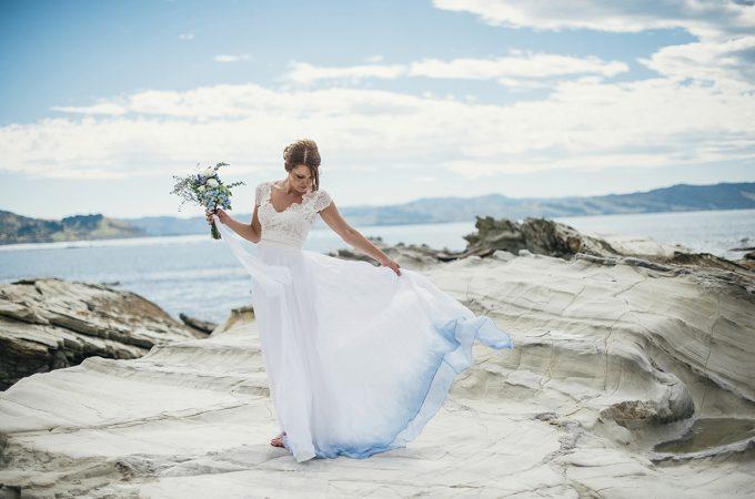 5 sfaturi pentru alegerea unei rochii de mireasa pe plaja