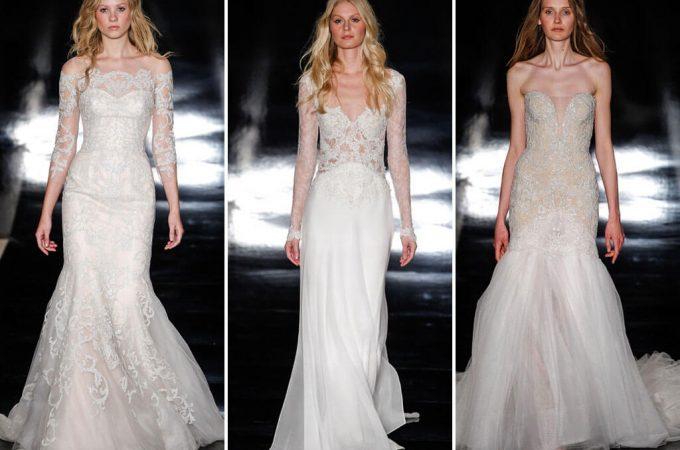 Cele mai frumoase rochii de mireasa: ultimele tendinte